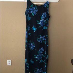 Women's Hawaiian Dress size 14